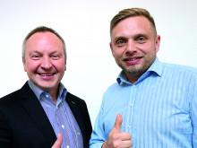 Klaus Weingärtner und Andreas Hirsch
