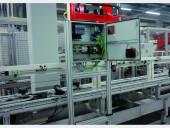 HES Erkert Präzisionsteile setzt die kompakten Motorstarter Simatic ET 200SP für die Ansteuerung der Antriebe in der Fördertechnik zwischen den Werkzeugmaschinen ein. Durch die Hybrid-Technik arbeiten sie verschleißfrei und energieeffizient.