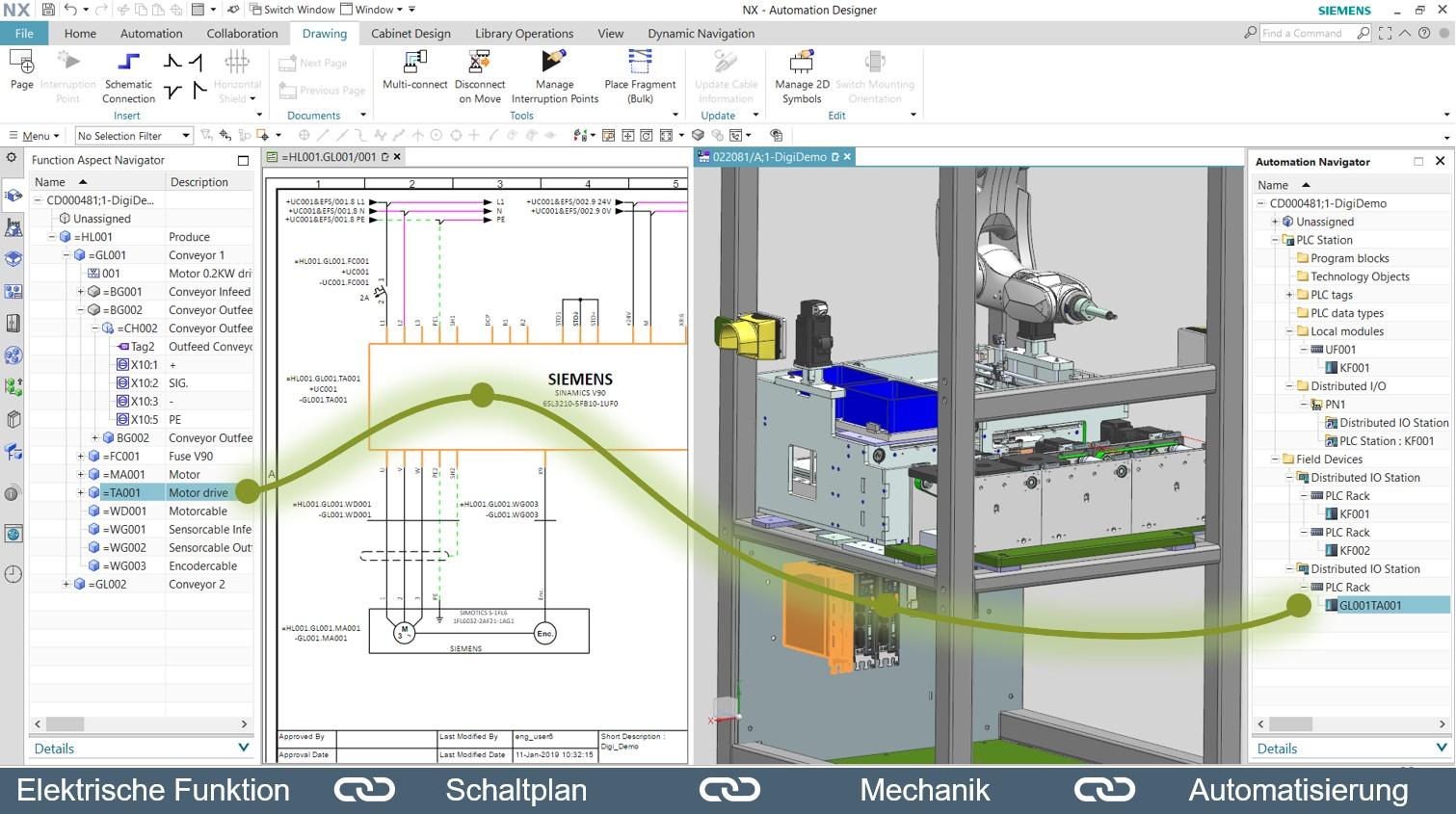 Automation Designer – Mechanik, Elektrik und Automatisierung vereint