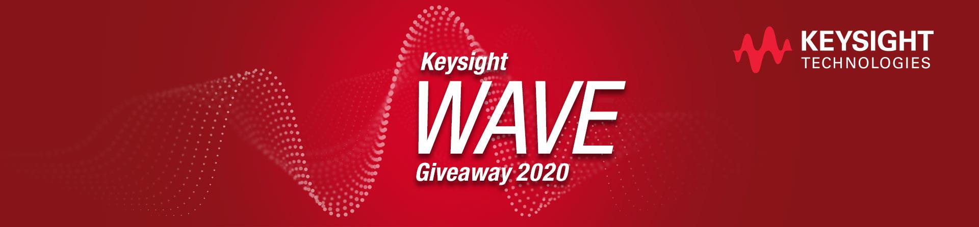Keysight Giveaway