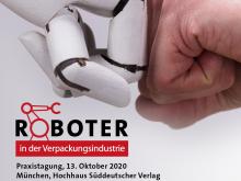 """Veranstaliungshinweis """"Roboter in der Verpackungsindustrie"""""""