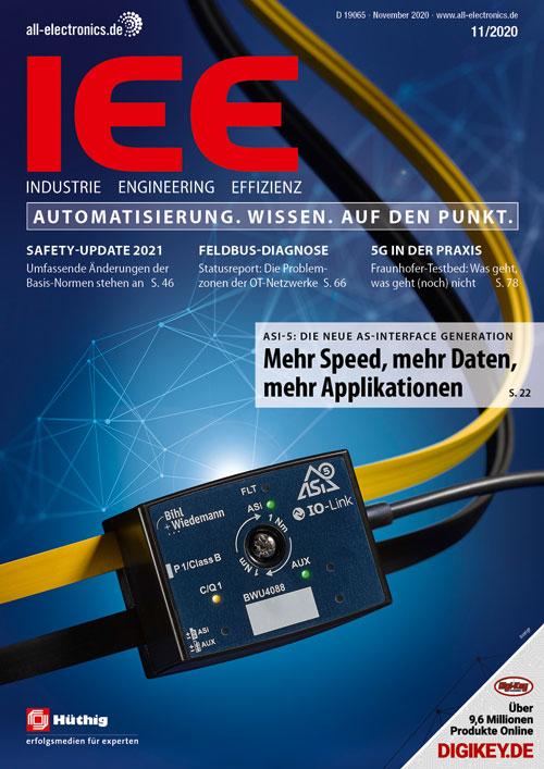Für alle Daheimgebliebenen und Interessierten: Die IEE 11 2020 zum Durchblättern./